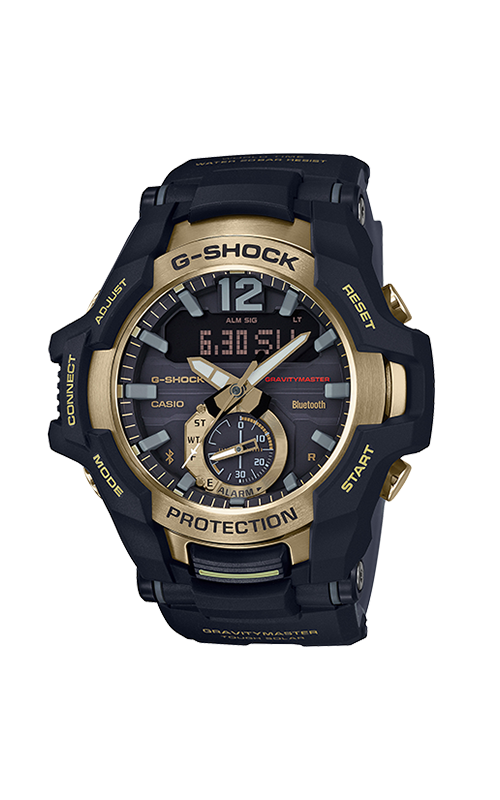 G-Shock Master Of G Watch GRB100GB-1A product image