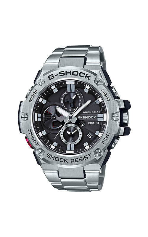 G-Shock G-Steel Watch GSTB100D-1A product image