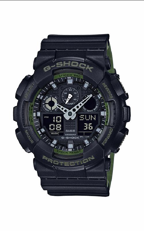 G-Shock Analog-Digital Watch GA100L-1A product image