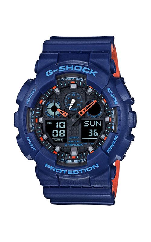 G-Shock Analog-Digital Watch GA100L-2A product image