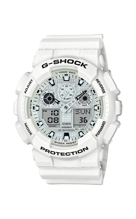 G-Shock Analog-Digital GA100MW-7A product image