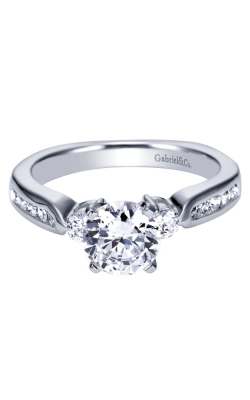 Gabriel New York Contemporary Engagement ring ER3993W44JJ product image
