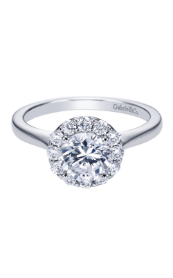 Gabriel New York Contemporary Engagement ring ER7494W44JJ product image