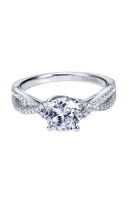 Gabriel New York Contemporary Engagement ring ER7546W44JJ product image