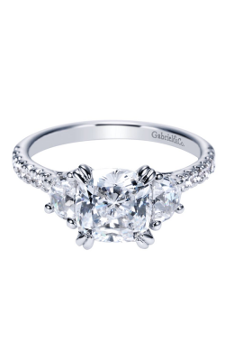 Gabriel New York Contemporary Engagement ring ER9044W44JJ product image
