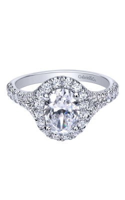 Gabriel New York Contemporary Engagement ring ER10291W44JJ product image