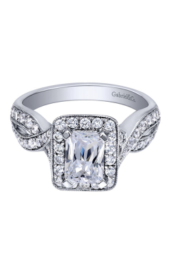 Gabriel New York Victorian Engagement ring ER10747W44JJ product image