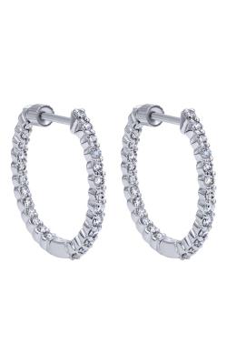 Gabriel New York Hoops Earring EG10861W45JJ product image