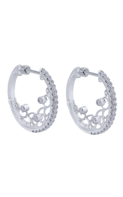 Gabriel and Co Hoops Earring EG12077W45JJ product image