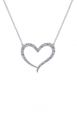 Gabriel and Co Eternal Love Necklace NK5265W45JJ product image