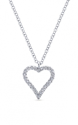 Gabriel and Co Eternal Love Necklace NK5452W45JJ product image