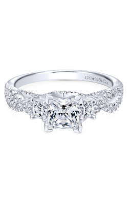 Gabriel New York Entwined Engagement ring ER12663S3W44JJ product image