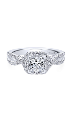 Gabriel New York Entwined Engagement ring ER12600S3W44JJ product image