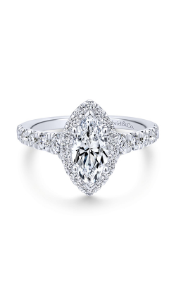 Gabriel New York Entwined Engagement ring ER12765M4W44JJ product image