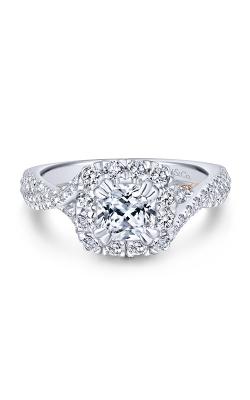 Gabriel New York Blush Engagement ring ER12823C4T44JJ product image