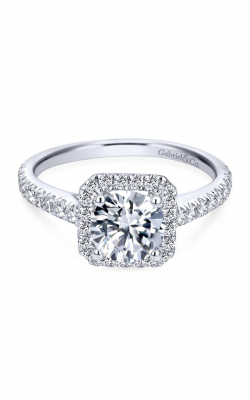 Gabriel New York Contemporary Engagement ring ER7252W44JJ product image
