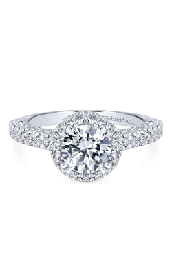 Gabriel New York Infinity Engagement ring ER12950R4W44JJ product image