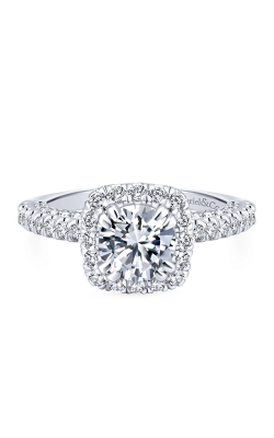 Gabriel New York Infinity Engagement ring ER12953R4W44JJ product image