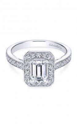 Gabriel New York Victorian Engagement ring ER7528W44JJ product image