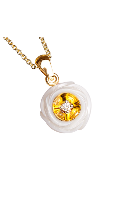 Galatea Heart Of Gold Necklace DIP-101 product image