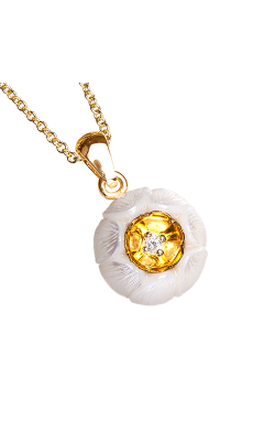 Galatea Heart of Gold Necklace DIP-103 product image