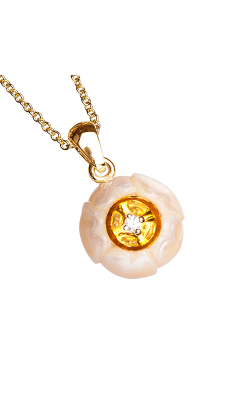 Galatea Heart Of Gold Necklace DIP-104 product image