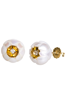 Galatea Heart of Gold Earring DIP-102E product image