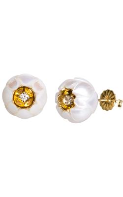 Galatea Heart of Gold Earring DIP-102E product image
