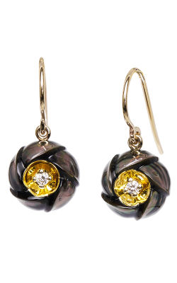 Galatea Heart Of Gold Earring DIP-106ETD product image