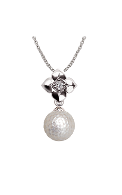 Galatea Momento Pearl Necklace MO-4 product image