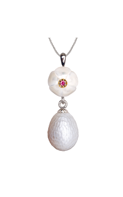 Galatea Momento Pearl Necklace MO-24 product image