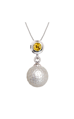 Galatea Momento Pearl Necklace MO-27 product image