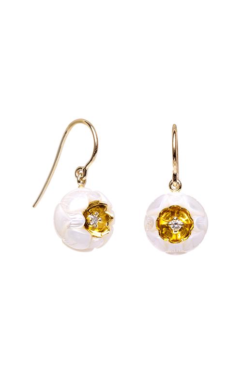 Galatea Heart of Gold Earring DIP-102ED product image