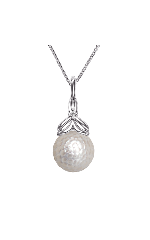 Galatea Momento Pearl Necklace MO-34 product image