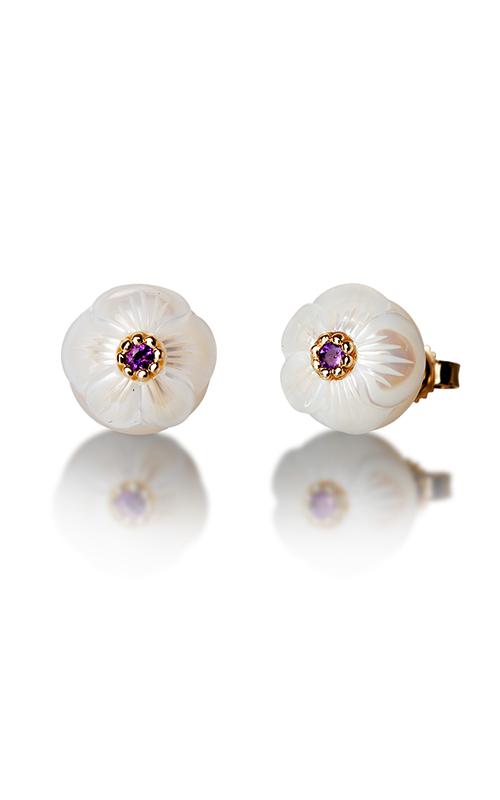 Galatea Pearl Flower Earring PB2E product image