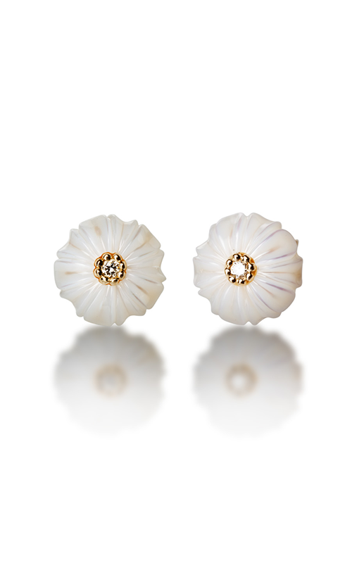 Galatea Pearl Flower Earring PB4E product image