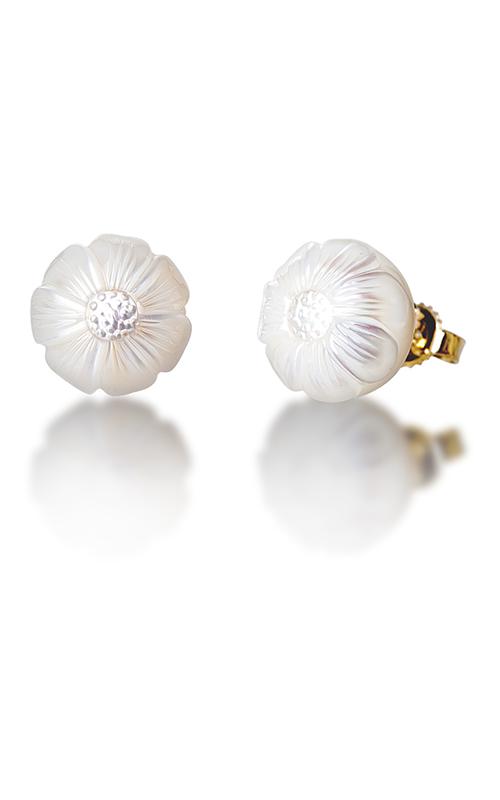 Galatea Pearl Flower Earring PF10E product image