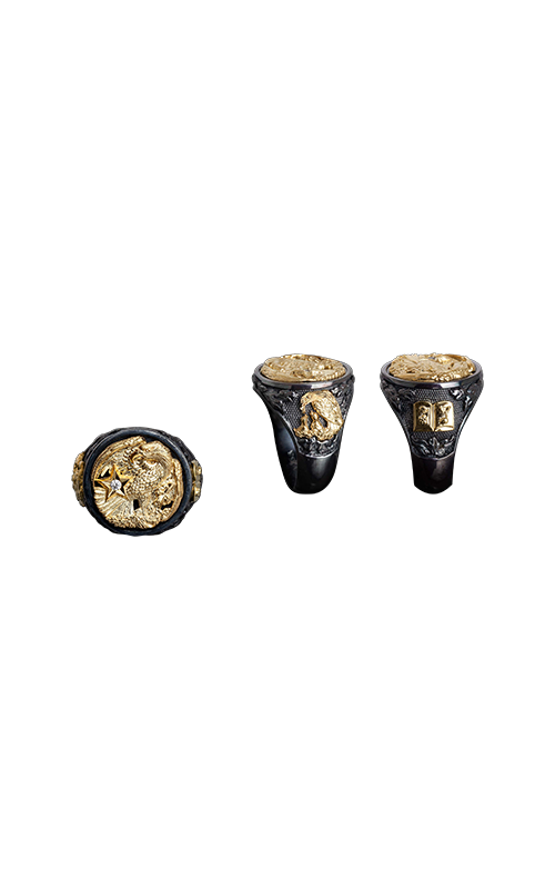 Galatea Capitan Men's ring M5 product image