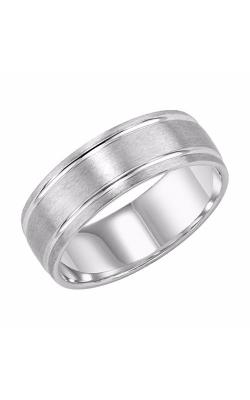 Goldman Engraved Wedding Band 11-8136W-G product image