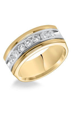 Goldman 9MM 1CT CF Diamond Wedding Band 21-14800-G product image