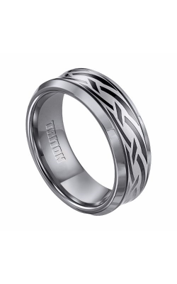 Goldman Engraved Wedding Band 11-3049C-G product image