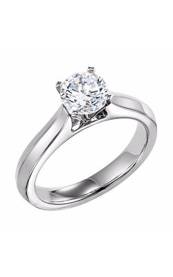 Goldman White Gold Engagement Ring 31-516ERW-E product image