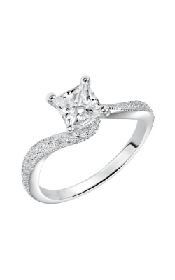 Goldman Vintage Engagement Ring 31-710ECW-E product image