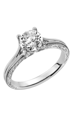Goldman Vintage Engagement Ring 31-732ERW-E product image
