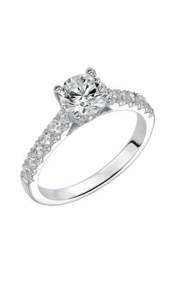 Goldman Contemporary Engagement Ring 31-750ERW-E product image