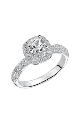 Goldman White Gold - A Engagement Ring 31-682EUW-E product image