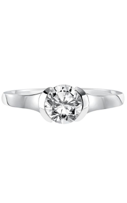 Goldman Contemporary Engagement Ring 31-907ERW-E product image