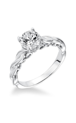 Goldman Contemporary Engagement Ring 31-989ERW-E product image