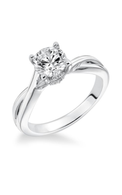 Goldman Contemporary Engagement Ring 31-993ERW-E product image