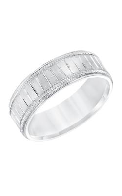 Goldman Engraved Wedding Band 11-8663W7-G product image